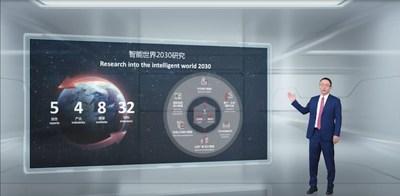 Huawei lanza el informe Intelligent World 2030 para explorar las tendencias de la próxima década