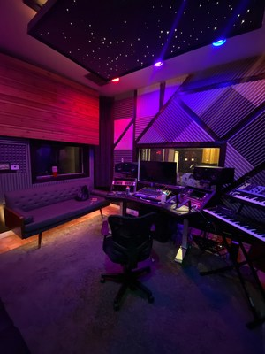 North Miami Beach recording studio