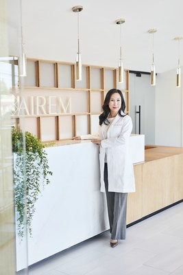 Dr. Eunice Park, NY Facial Plastic Surgeon launches AIREM, the first Korean beauty-inspired medical aesthetic spa in the U.S.