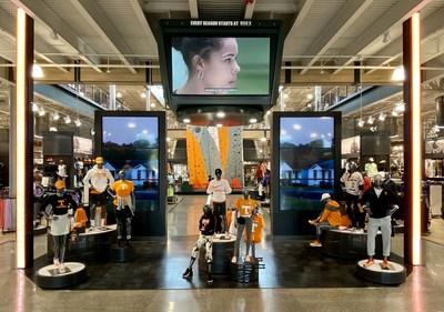DICK'S House of Sport Knoxville Becomes a Proud Corporate Partner of University of Tennessee Athletics