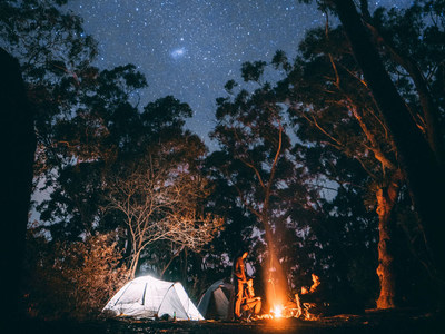 Campgrounds Report Advanced Bookings Up Over 50%