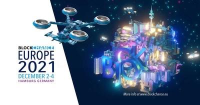 El evento de blockchain más importante de Europa, BLOCKCHANCE EUROPE 2021, se adelanta en formato híbrido