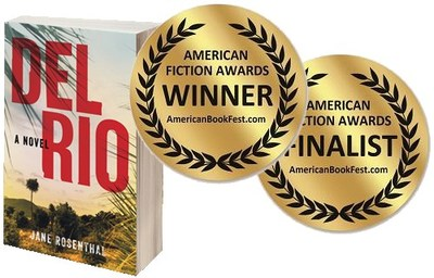 Author Jane Rosenthal Wins Multiple American Fiction Awards with Highly Praised