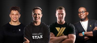 Las superestrellas Drew Brees, Patrick Mahomes, Randy Jackson y Jean De Villiers respaldan a VirtualStaX (Impulsado por TurnCoin)
