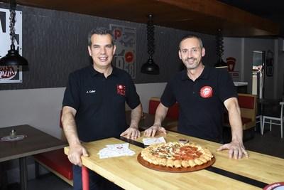 Pizza Hut alcanza los 33 locales en Colombia y continúa creciendo en el país