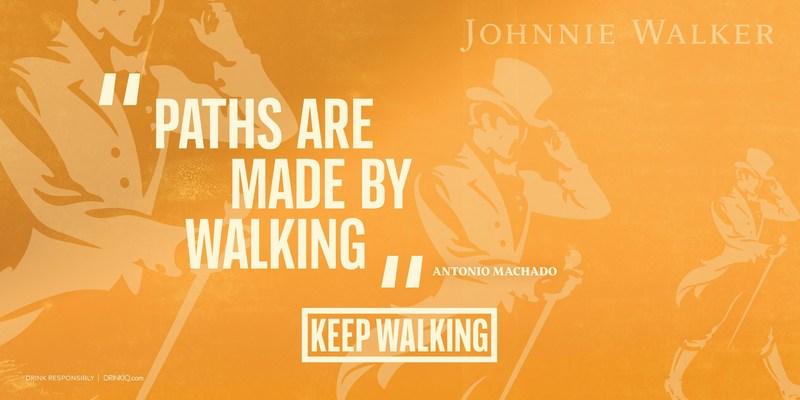 Johnnie Walker lanza nueva campaña de Keep Walking para que el mundo vuelva a moverse