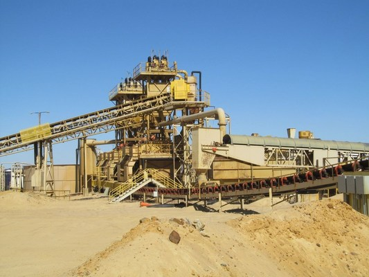 Winternitz Transitions from Liquidation to Auction of Remaining Assets, From One Of Wisconsin's Top Raw Frac Sand Mining Facilities