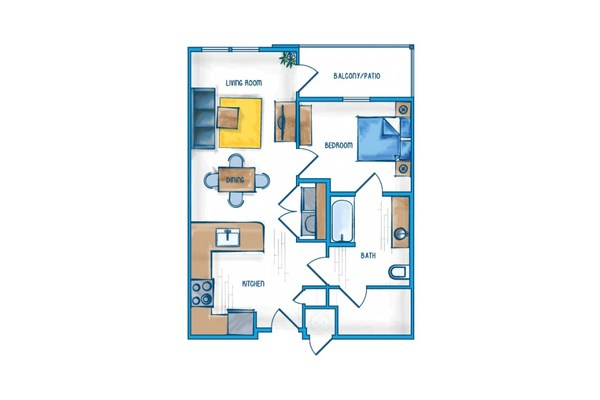 New Apartments Provide Convenient Housing Option for Residents in Slidell, Louisiana