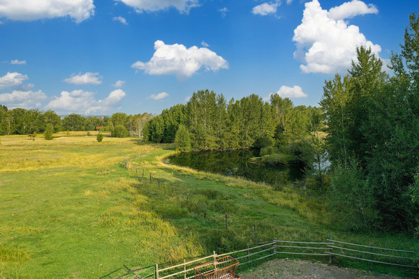 Recently Asking $20m, Bozeman, Montana's Misty Creek Ranch Now Heads to Luxury Auction®