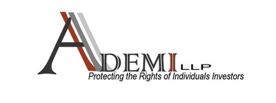 Ademi LLP Investigates Claims of Securities Fraud against Ginkgo Bioworks Holdings, Inc.