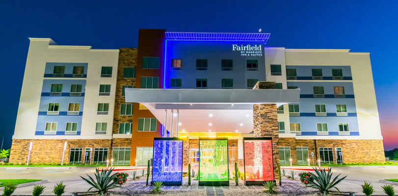LBA Hospitality Acquires Management Contract for Fairfield Inn & Suites in League City, Texas