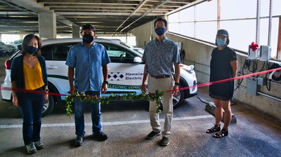 AMPLY Power Partners with Hawaiian Electric as it Transitions Its Fleet of Passenger Vehicles to 100% Zero-Emissions