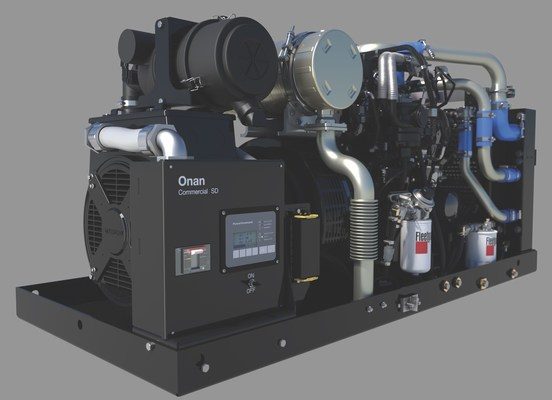 Cummins announces new 20kW generator for commercial mobile applications