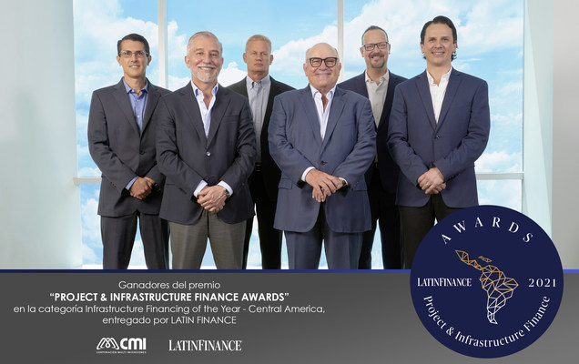 Corporación Multi Inversiones recibe prestigioso premio por colocación de US$ 700 millones en bonos verdes