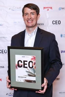 Health Catalyst's Dan Burton Named a Utah Business CEO of the Year