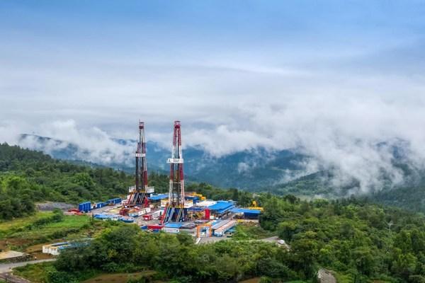 El yacimiento de gas de lutita Fuling de Sinopec establece un nuevo récord de producción acumulada de 40.000 millones de metros cúbicos