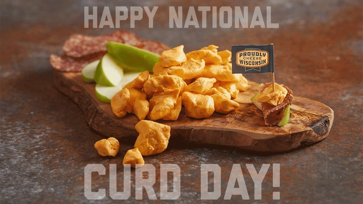 What's Squeaking? National Cheese Curd Day is October 15th