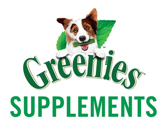 The GREENIES™ Brand Introduces Line of Supplements for Dogs, to Support Canine Health and Wellness