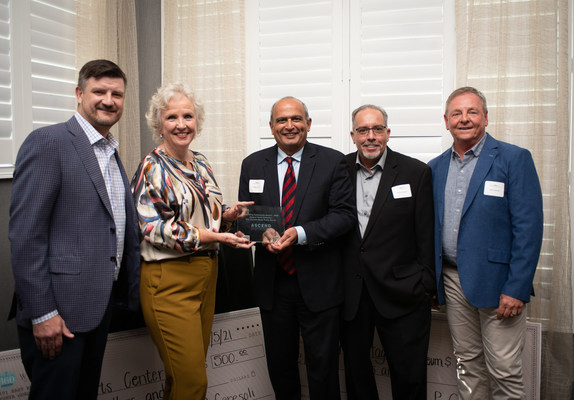 Ascend Hotel Collection Honors Wyvern Hotel With 'Ascending Community Service Award'