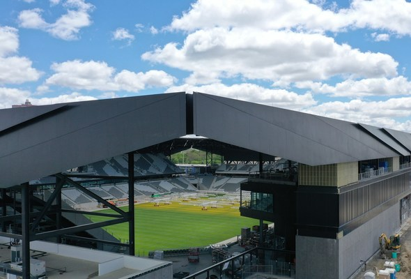 Jones Sports Collaborates with Turner Construction and HNTB on World-Class Columbus Crew's Lower.com Field