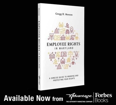 Maryland Attorney Releases Must-Have Guide for Employee Rights