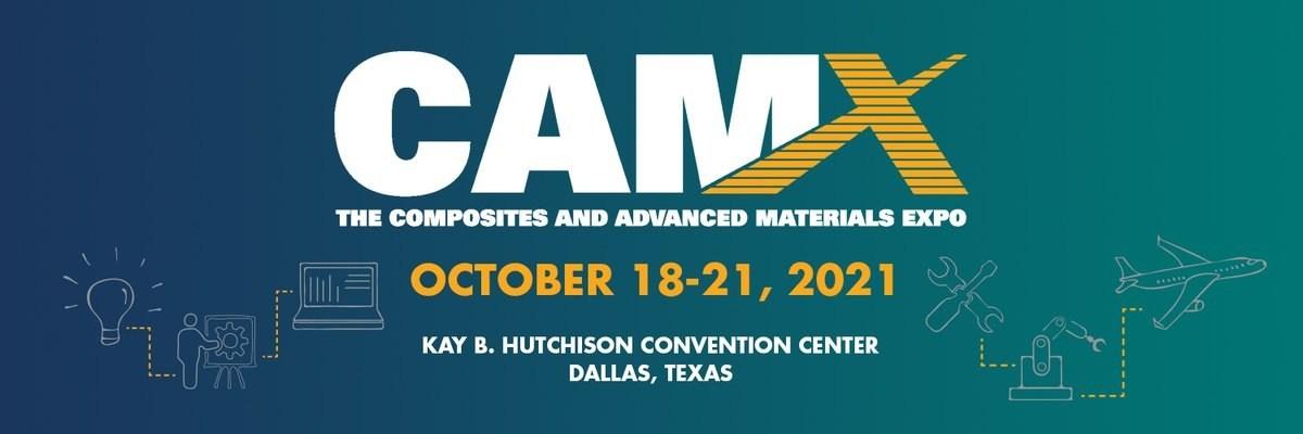 Ascent Aerospace to Exhibit at CAMX 2021