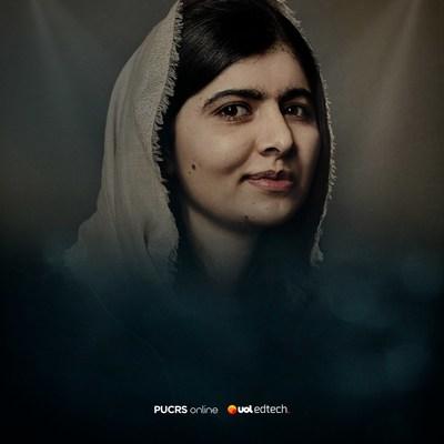 UOL EdTech y la PUCRS promueven una conferencia con Malala Yousafzai, ganadora del Premio Nobel