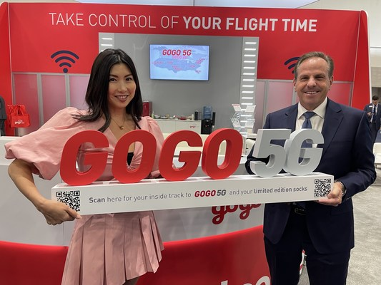 Jet Edge Signs as Gogo 5G Launch Customer