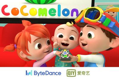 Moonbug Entertainment anuncia una expansión destacada en China con IQIYI y ByteDance