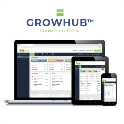 TSRgrow Expands GROWHub™, A Solution for Smarter Growing