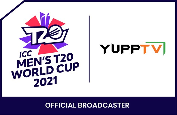 YuppTV obtiene derechos exclusivos de transmisión para la Copa Mundial de Críquet T20 Masculina del ICC 2021 para las regiones de Europa Continental y el Sudeste Asiático*