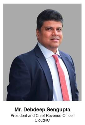 Cloud4C anuncia el nombramiento de Deb Deep Sengupta, exdirector gerente de SAP India, como presidente y director de ingresos