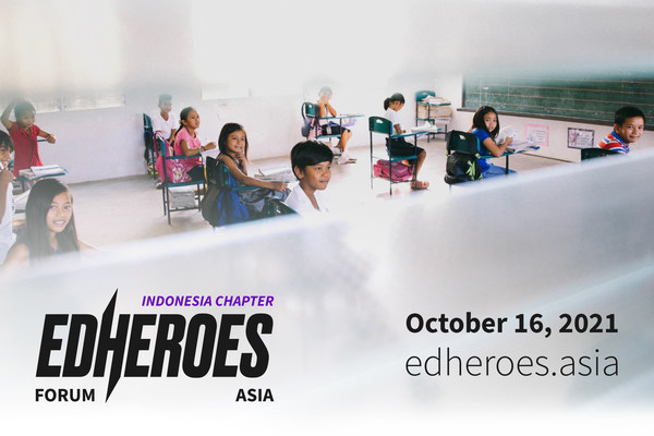 El movimiento global EdHeroes se expande a Indonesia y Asia, buscando crear el nuevo paradigma del mundo de la educación