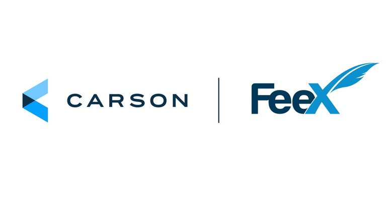 Carson Onboards FeeX, Offering Leading Fintech Retirement Service to Financial Advisors