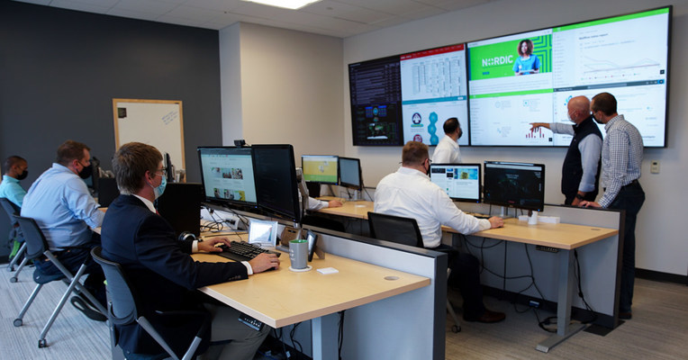 Nordic Consulting launches state-of-the-art security operations center