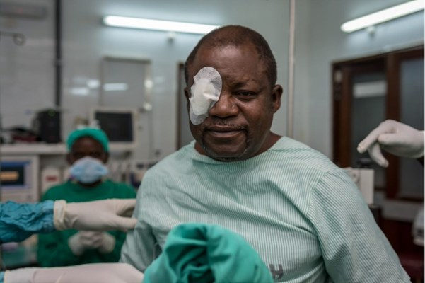 Helping Hand for Relief and Development Marks World Sight Day With Its End of The Year Prevention of Blindness Campaign