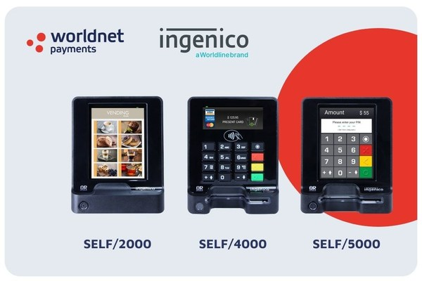 Worldnet is First to Certify Ingenico's Self Series