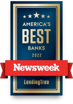 Emprise Bank recognized by Newsweek in its America's Best Banks 2022
