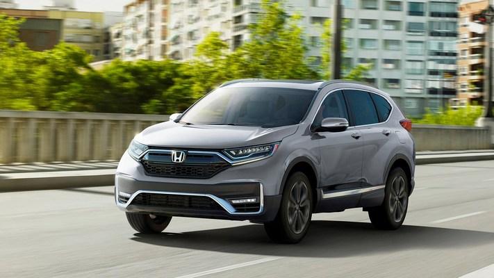 Honda CR-V es galardonada nuevamente como