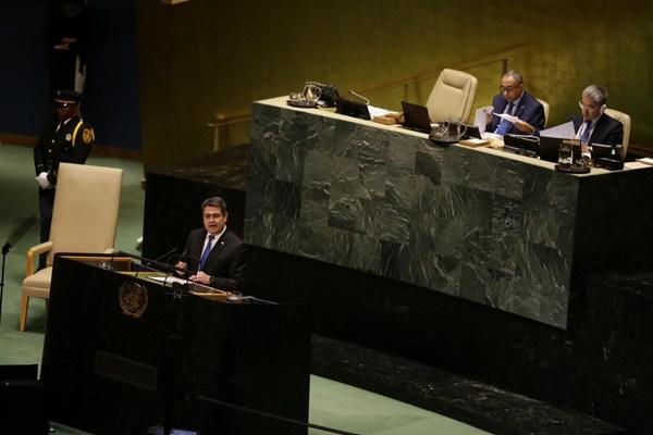 Honduras fue electa por primera vez en el Consejo de Derechos Humanos de la ONU