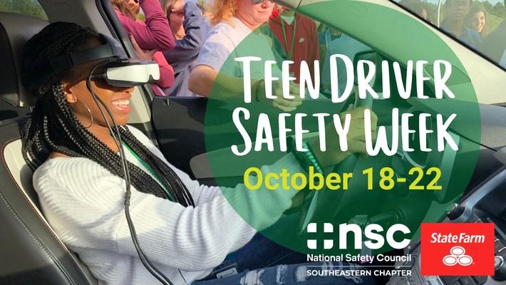 South Carolina Teen Distracted Driving Simulator Tour
