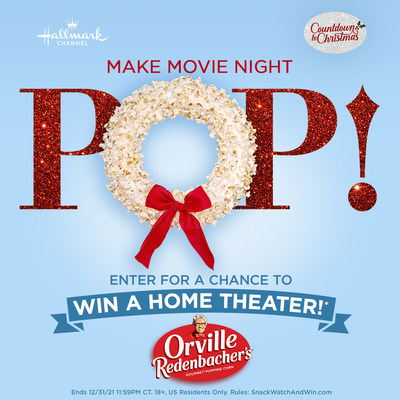 Orville Redenbacher's And Hallmark Channel Team Up For