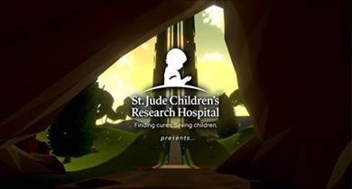 St. Jude patients guide Inspiration4 astronauts via Voices of Inspiration immersive digital experience
