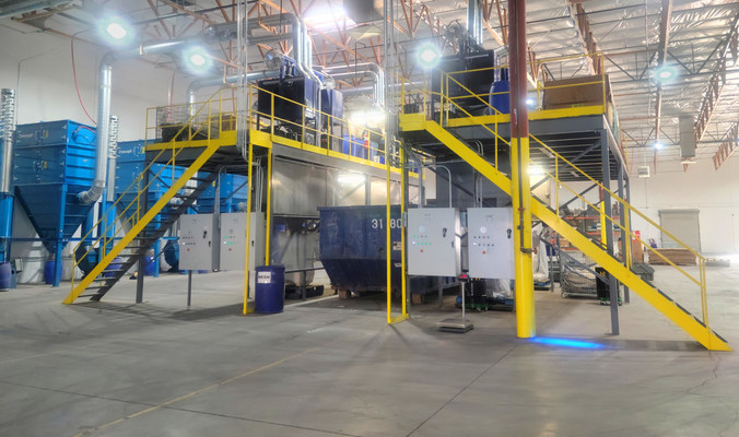 Las Vegas Catalyst Processing Facility Grand Opening