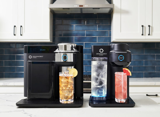 Drinkworks Expands Suite of Appliances with Launch of New Home Bar Classic