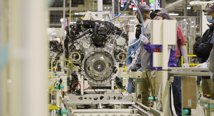 Toyota Alabama's Future is Electrified, Turbocharged
