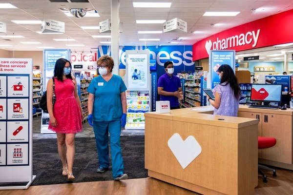 Reinventing health care: The Aetna Connected Plan with CVS Health™ is helping deliver cost-effective, accessible and easy health care.