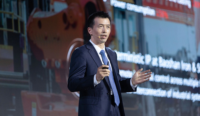 Peng Song de Huawei: Aprovechar el modelo C.A.F. para expandir la conectividad e impulsar un nuevo crecimiento