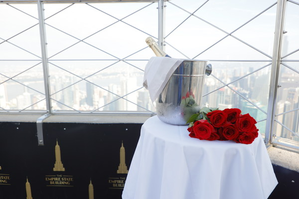 El Empire State Building presenta el paquete de compromiso 'Happily Ever Empire'