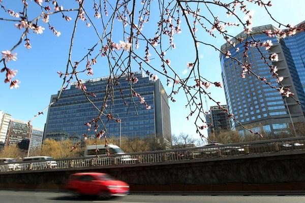 Xinhua Silk Road: La Conferencia Anual del Financial Street Forum 2021 comenzará en Pekín el miércoles
